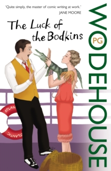 The Luck of the Bodkins, Paperback