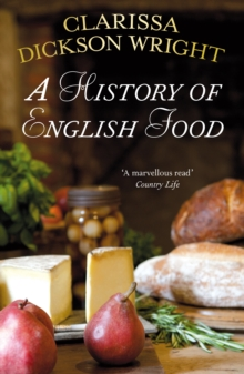 A History of English Food, Paperback