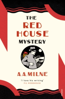 The Red House Mystery, Paperback Book