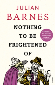 Nothing to be Frightened of, Paperback Book