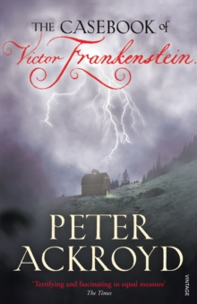 The Casebook of Victor Frankenstein, Paperback