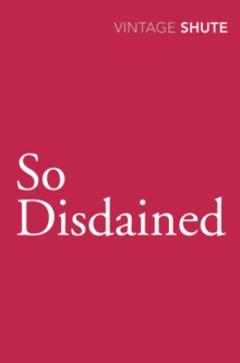 So Disdained, Paperback