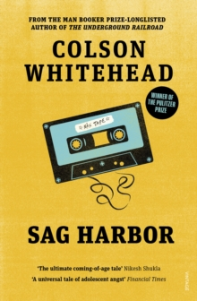 Sag Harbor, Paperback Book