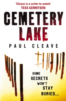 Cemetery Lake : A gripping thriller with a killer twist, Paperback Book