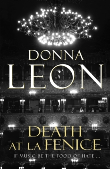 Death at La Fenice : (Brunetti 1), Paperback