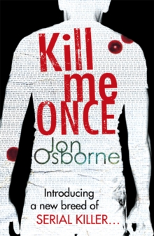 Kill Me Once, Paperback Book