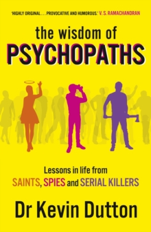 The Wisdom of Psychopaths, Paperback