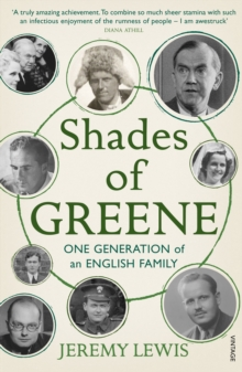 Shades of Greene : One Generation of an English Family, Paperback