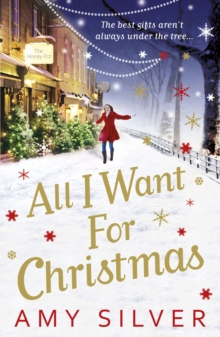 All I Want for Christmas, Paperback Book