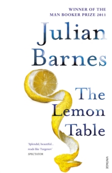 The Lemon Table, Paperback