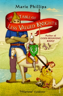 The Table of Less Valued Knights, Paperback