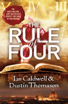 The Rule of Four, Paperback