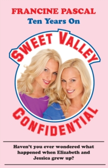 Sweet Valley Confidential, Paperback