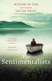 The Sentimentalists, Paperback Book