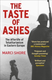 The Taste of Ashes, Paperback Book
