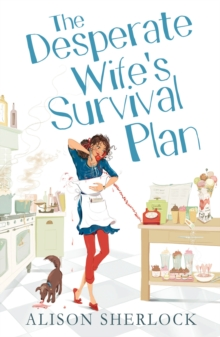 The Desperate Wife's Survival Plan, Paperback Book