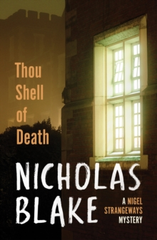 Thou Shell of Death : A Nigel Strangeways Mystery, Paperback