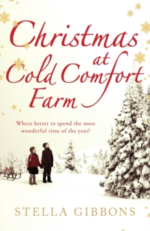 Christmas at Cold Comfort Farm, Paperback