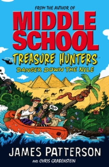Treasure Hunters: Danger Down the Nile, Paperback