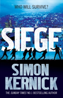 Siege : (Scope 1) from the Master of the Race-Against-Time Thriller, Paperback Book