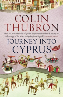 Journey into Cyprus, Paperback Book