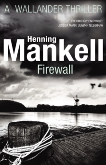 Firewall : Kurt Wallander, Paperback Book