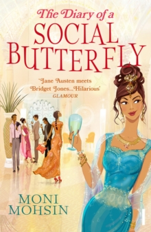 The Diary of a Social Butterfly, Paperback