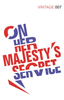 On Her Majesty's Secret Service : James Bond 007, Paperback