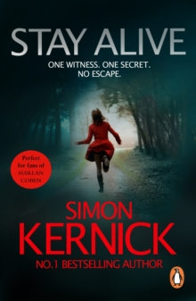 Stay Alive, Paperback Book