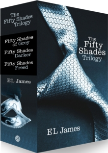 Fifty Shades Trilogy Boxed Set, Multiple-item retail product, slip-cased