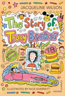 The Story of Tracy Beaker, Paperback Book