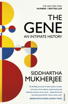 The Gene : An Intimate History, Paperback Book