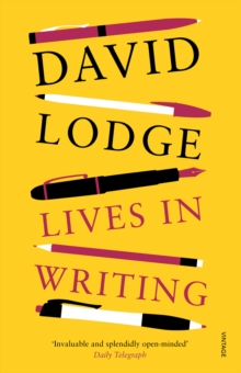 Lives in Writing, Paperback Book