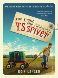 The Young and Prodigious T.S. Spivet, Paperback