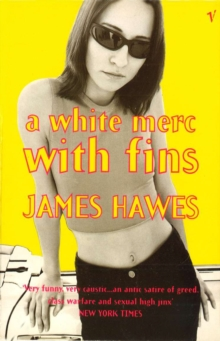 A White Merc with Fins, Paperback Book