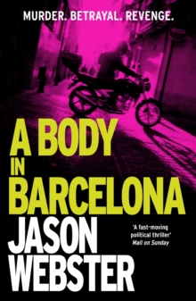 A Body in Barcelona, Paperback