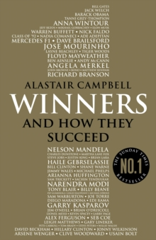 Winners : And How They Succeed, Paperback Book