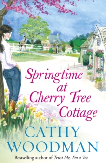 Springtime at Cherry Tree Cottage, Paperback