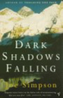 Dark Shadows Falling, Paperback