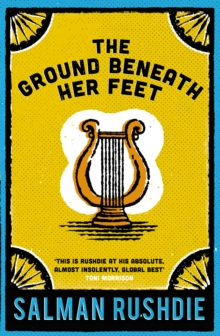 The Ground Beneath Her Feet, Paperback Book