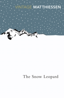 The Snow Leopard, Paperback Book
