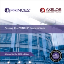 Passing the PRINCE2 Examinations, Paperback Book