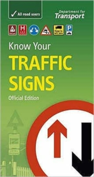 Know Your Traffic Signs, Paperback