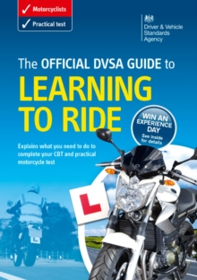 The Official DSA Guide to Learning to Ride, Paperback Book