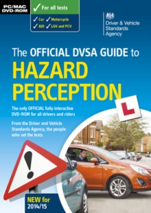 Official DVSA Guide to Hazard Perception, DVD-ROM