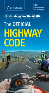 The Official Highway Code, Paperback Book