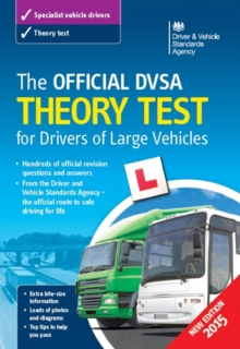 The Official DVSA Theory Test for Drivers of Large Vehicles, Paperback