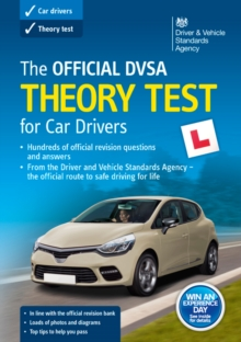 The Official DVSA Theory Test for Car Drivers, Paperback