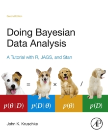 Doing Bayesian Data Analysis 2e, Hardback Book