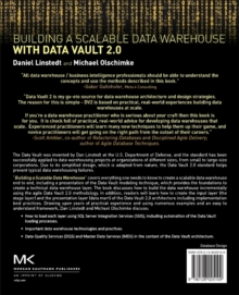 Building a Scalable Data Warehouse with Data Vault 2.0, Paperback Book